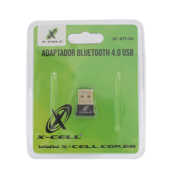 Adaptador Bluetooh 4.0 Usb Xc-btt-4  X-cell