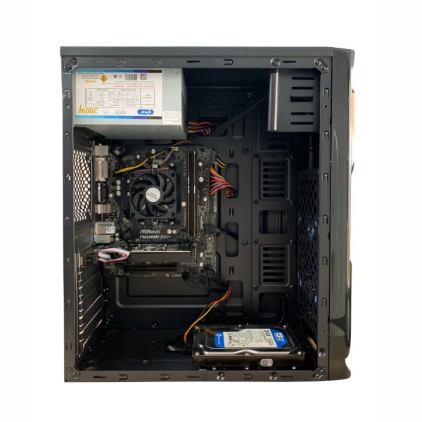Computador Amd A6-7480  3.50ghz,  8gb Ddr3, 320gb, Vídeo Gt 710 2gb Ddr3