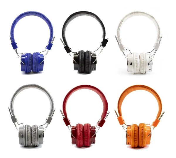 Headphone Bluetooth Wireless B-05 - Azul