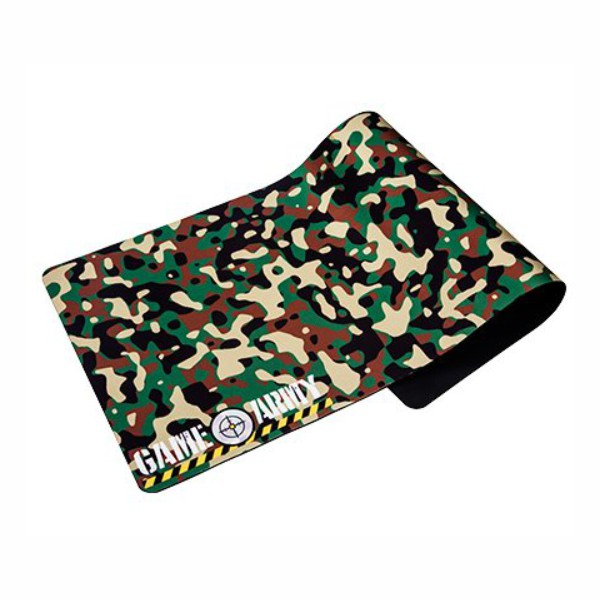 Mouse Pad Gamer 70x30cm Big Army Camuflado 0458 Bright